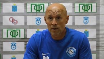Наставник «Оренбурга» прокомментировал победу своей команды в матче Кубка России