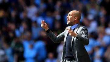 Гвардиола хочет, чтобы «Манчестер Сити» доминировал в АПЛ