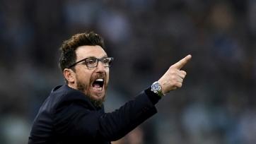 Рулевой «Ромы» рассчитывает прервать серию неудач в чемпионате Италии