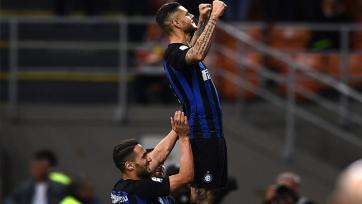 Икарди забил 11 голов в 11 последних матчах против «Фиорентины»
