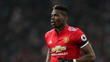 Погба объявил о нежелании выступать за «Манчестер Юнайтед»