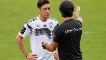 Озил отказался от встречи с главным тренером сборной Германии