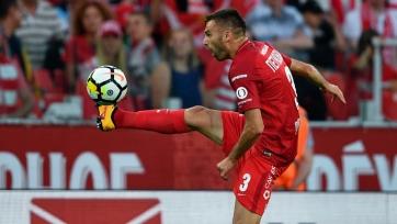 Петкович травмировался в матче с «Черноморцем»