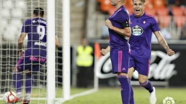 «Валенсия» упустила победу в матче с «Сельтой»