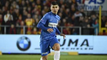 Украинец стал лучшим футболистом месяца в чемпионате Бельгии