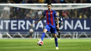 Бускетс прокомментировал неудачу «Барселоны» в матче с «Леганесом»