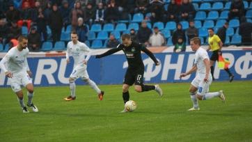 «Краснодар» преодолел стадию 1/16 финала Кубка России