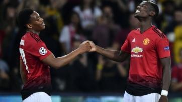 Три футболиста приняли сторону Погба в конфликте с Моуринью