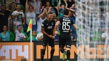 «Краснодар» повторил клубный рекорд по длине победной серии