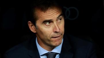 Лопетеги поделился ожиданиями от дерби с «Атлетико»