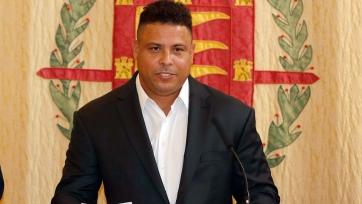 Официально: Роналдо – председатель правления «Вальядолида»