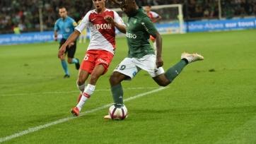 «Сент-Этьен» переиграл «Монако»