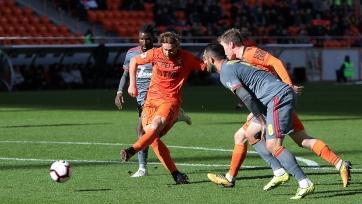 «Урал» одержал волевую победу в матче с «Арсеналом»