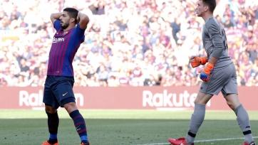 Суарес выразил мнение после осечки «Барселоны»