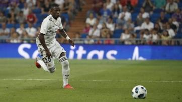 Винисиус: «Будучи ребёнком, я мечтал играть за «Реал», лучшую команду в мире»