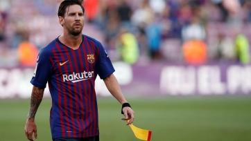 Месси раскритиковал защиту «Барселоны»