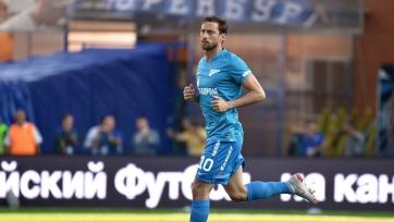 Маркизио прокомментировал неудачу «Зенита» в матче с «Анжи»