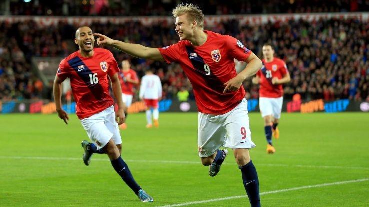 Прогноз на матч Норвегия – Словения: возьмут ли гости первые очки?
