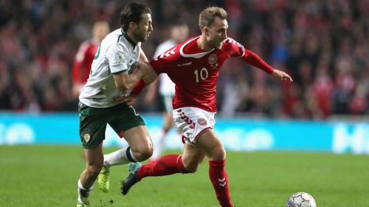 Прогноз на матч Ирландия – Дания: кто вырвется вперед в поединке равных?