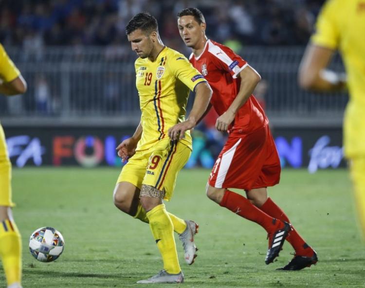 Прогноз на матч Румыния – Сербия: битва за лидерство в Лиге С