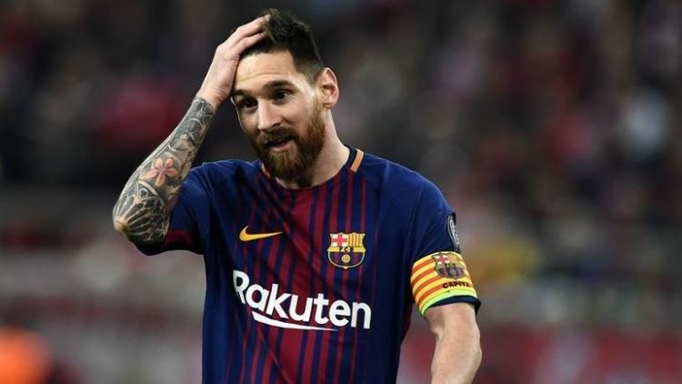 «Барселона» - «Севилья». Очередной гол маэстро Лионеля Месси