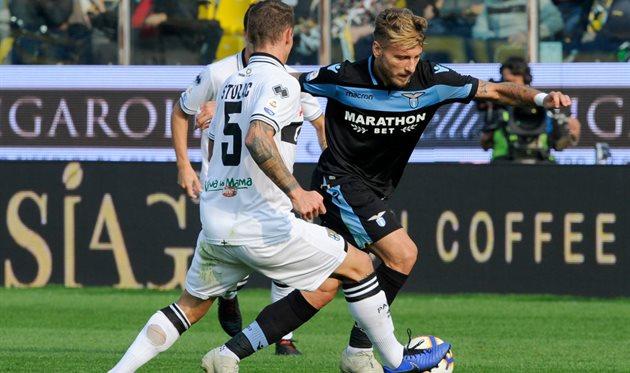 «Парма» - «Лацио» - 0:2. Видео голов и обзор матча