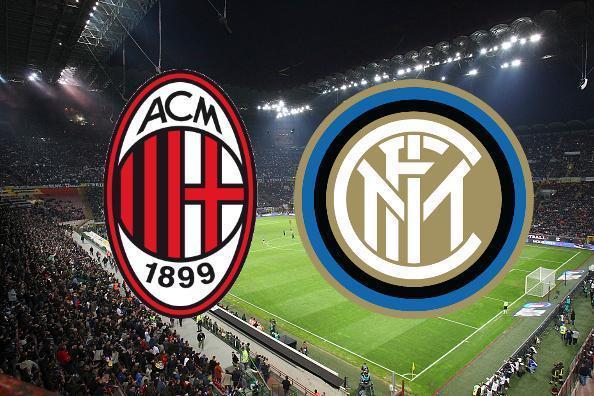«Интер»- «Милан». Перформанс болельщиков