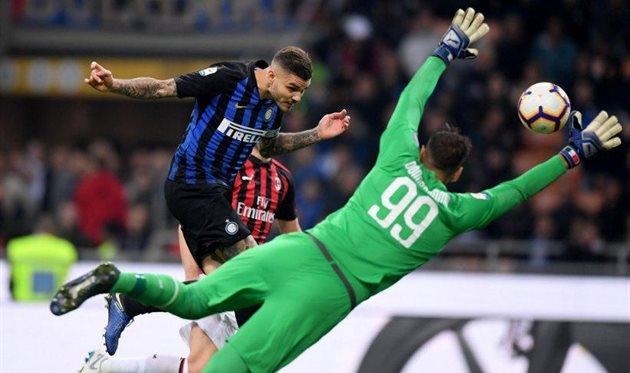«Интер» - «Милан» - 1:0. Видео гола и обзор матча