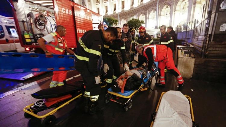 Римский произвол. Как трагедия в метро и ложь чиновников Италии оставили неприятный осадок после матча