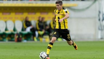 «Ювентус» желает подписать хавбека дортмундской «Боруссии»