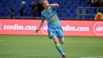 Томасов: «В матче с «Ренном» жду победу «Астаны»