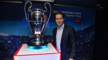 Трофи-тур Лиги чемпионов стартовал в Дортмунде
