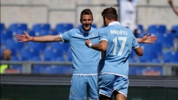 Иммобиле и Милинкович-Савич подписали новые контракты с «Лацио»