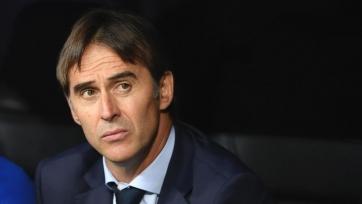 Лопетеги: «Для «Реала»  важны все матчи в Лиге чемпионов»