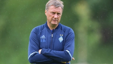 Хацкевич: «У меня много претензий не только к судьям, но и к футболистам»