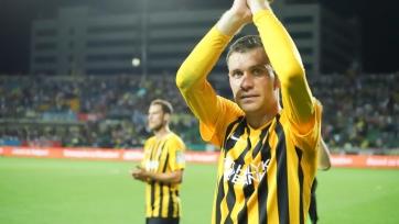 Защитник «Кайрата» записал обращение к владельцу ноутбука, в который он попал мячом