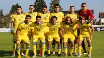 Был представлен состав молодежной сборной Казахстана