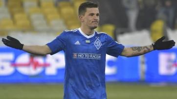 «Динамо» Киев перед матчем Лиги Европы может потерять игрока