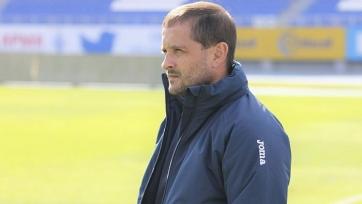 В украинской Премьер-лиге очередная тренерская отставка