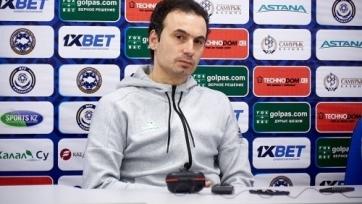 Тренер «Астаны»: «Ничья с «Ренном» будет неплохим результатом»