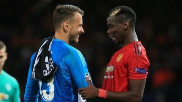 УЕФА открыл дело в отношении «Манчестер Юнайтед» и «Валенсии»