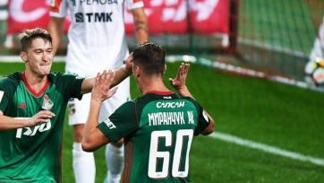 «Локомотив» - «Шальке». Стартовые составы команд