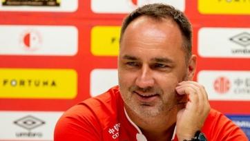 Тренер «Славии»: «Легко с «Зенитом» нам не будет»