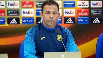 Тренер «Вильярреала»: «Постараемся не попадать в ситуации, при которых «Спартак» мог бы застать нас врасплох»
