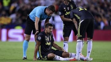 «Ювентус» на неопределенный срок потерял двух игроков из-за травмы