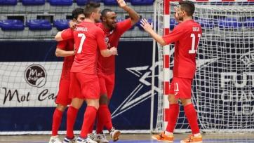 АФК «Кайрат» одержал победу в Лиге чемпионов