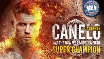 WBA признала «Канело» лучшим боксером сентября за победу над Головкиным