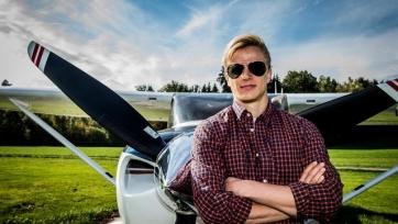 Мориц Бауэр – полиглот, летчик и пианист