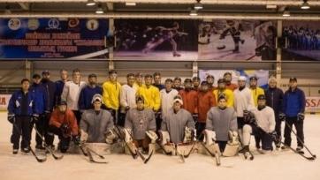 Создана профессиональная хоккейная команда Актобе