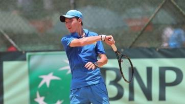 Теннисист из Казахстана в последний момент получил лицензию на Юношескую Олимпиаду